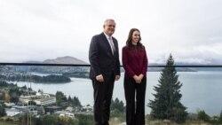 新西蘭:歡迎美英幫助澳大利亞添置核潛艇但維持無核區禁令