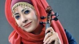 نگار معظم، هنرمند اهل شیراز