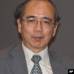 日本千叶商科大学教授赵军