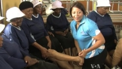 South African Policewoman Provides Positive Role Model