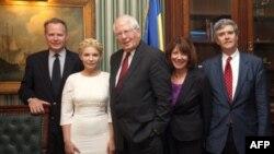 Зустріч Юлії Тимошенко з американськими конгресменами