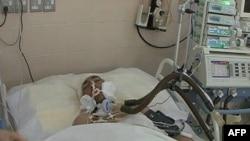 Osoblje bolnice Džala u Bengaziju nastoji da izadje na kraj sa konstantnim protokom pacijenata.