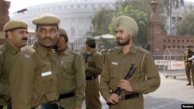 Thủ đô New Delhi của Ấn Độ từng chịu một số cuộc tấn công khủng bố
