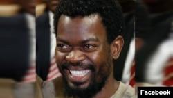 Hitler Samussuku, activista angolano do processo dos 17