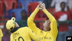 کرکٹ ورلڈ کپ 2011ء میں آسٹریلیا کی مسلسل پانچویں فتح