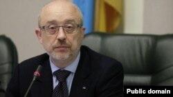 Український віцерем'єр, міністр з питань реінтеграції тимчасово окупованих територій Олексій Резніков