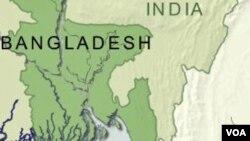 Badai tropis melanda Bangladesh dan memakan sejumlah korban jiwa.