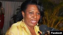 Claudine Munari, opposante congolaise (Facebook)