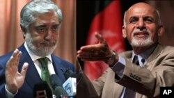 عبدالله عبدالله به رسم احتجاج از پروسۀ انتخابات خارج شده است