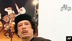نیٹو کے فضائی حملے میں قذافی کا بیٹا ہلاک