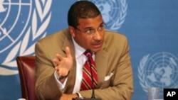Frank Rose, U.S. Deputy Assistant Secretary of the Bureau of Arms Control, Verification and Compliance. (File)