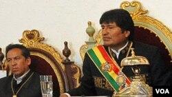 El conflicto es un nuevo desafío de las comunidades indígenas a la autoridad del presidente Evo Morales.