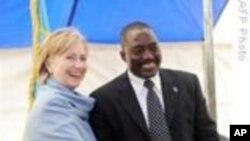 Kinshasa Welcomes Washington's Support to End Sexual Violence