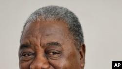Zambia's President Rupiah Banda (File)