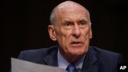 Kepala Intelijen Nasional AS, Dan Coats