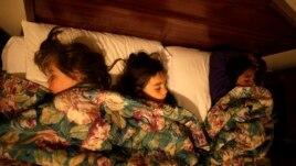 Orari i rregullt i gjumit