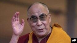 Shugaban addinin Tibetawa Dalai Lama