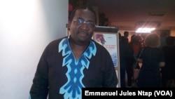 Le producteur de cinéma camerounais Blaise Pascal Tanguy