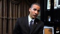 Obama Lookalike