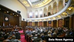 Skupština Srbije (arhivski snimak)