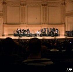 Karnegi hol, Njujork 19. oktobar 2011.