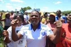 Report on Mugabe, War Veterans Clash Filed By Patricia Mudadigwa.