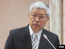 台湾侨委会委员长陈士魁