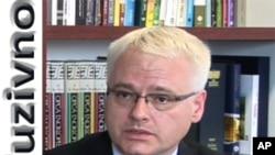Predsjednik Republike Hrvatske Ivo Josipović