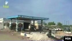Le Tchad a lancé une offensive contre Boko Haram dans frontière entre le Nigeria, le 5 Février 2015.