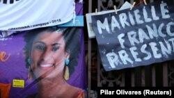 Vereadora do Rio de Janeiro foi assassinada a 14 de Março de 2018