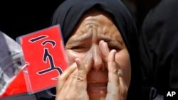 Wata mai zanga zangar kin jinin shugaba Mohamed Morsi