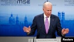 Başkan Yardımcısı Joe Biden