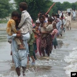 سیلاب سے متاثرہ افراد
