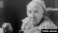"Julia Ward Howe penned ""The Battle Hymn of the Republic"" in November 1861."