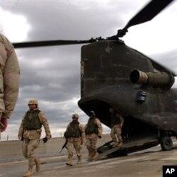 افغانستان میں امریکی فوجی