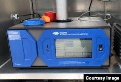 Uređaj za mjerenje kvalitete zraka postavljen u krugu Ambasade SAD u Sarajevu