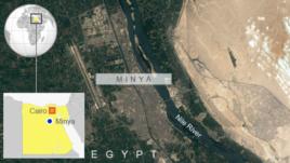 Minya, Egypt.