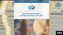 Theo GFI, trong thập niên từ 2001 đến 2010, 150 quốc gia đang phát triển đã bị bòn rút bất hợp pháp khoảng 5.860 tỉ đôla.