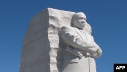 Përmendore e re për Martin Luter Kingun, udhëheqës i të drejtave civile