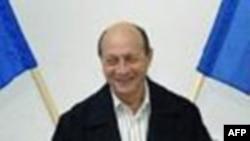 Tổng thống Roumanie Traian Basescu