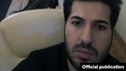 Rıza Sarraf'ın uçağında çektiği selfie fotoğraf da, kendisini tutuklayan Amerikalı yetkililerce delil olarak kullanılıyor.