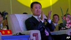 Pemimpin kelompok bisnis Wanda, Wang Jianlin, salah satu miliarder terkaya di China (foto: ilustrasi).