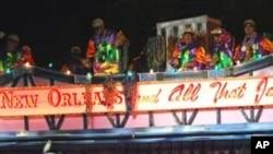 狂歡節是新奧爾良的一個傳統。