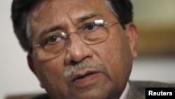 سابق فوجی صدر پرویز مشرف