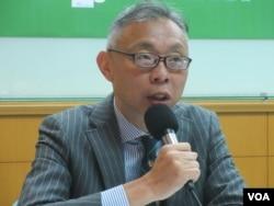 台湾师范大学政治学研究所教授范世平