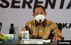 Menteri Dalam Negeri, Tito Karnavian. (Foto: Humas Kemendagri)