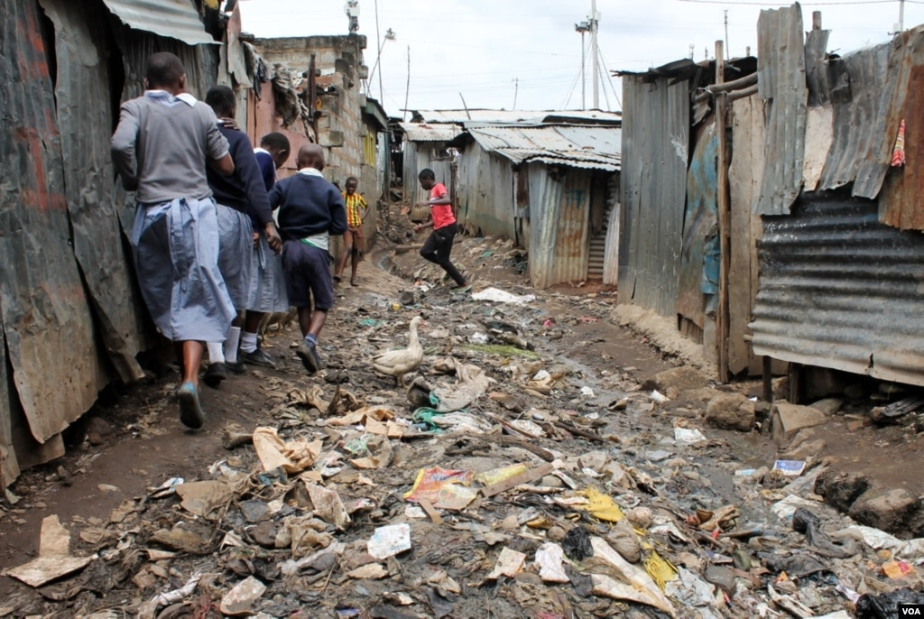 Report: Extreme Poverty Declining Worldwide
