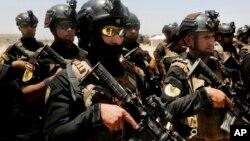Iračke bezbednosne snage