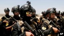 La operación para recuperar la ciudad de Faluya esta a cargo de las fuerzas élite contraterrorista de Irak.