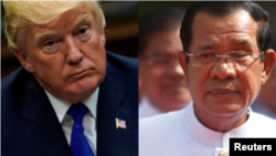"In a letter to Trump, Hun Sen said he agreed with Trump that their bilateral relations had been through ""ups and downs"" and that the two countries should not be held back by their past issues."